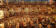 The multitude of bookstores where you can get lost